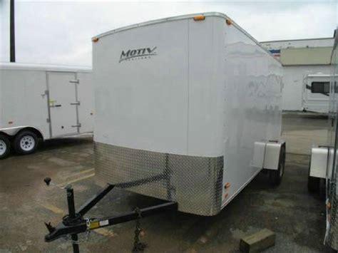 trailer swing doors enclosed cargo trailer 6 x 12 swing doors advantage