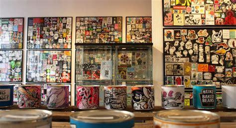 Sticker Museum Berlin by Hatch Stickermuseum Street Art Berlin