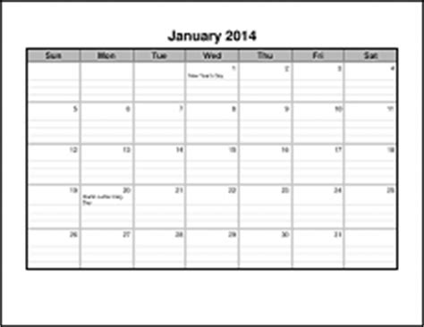 monthly calendar with lines template calendarsthatwork be dependable write it on a