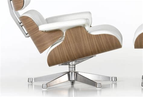 fauteuil charles eames fauteuil lounge charles eames blanc
