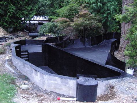 backyard bassin backyard ponds koi ponds natural swimming ponds photo
