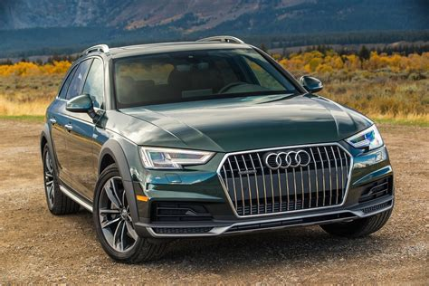 Audi A6 A4 by Review 2017 Audi A4 Allroad The Luxury Performance