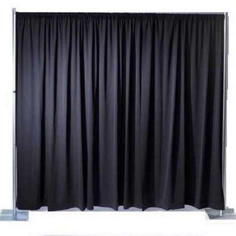 black velour drape velour drape sold 20 oz ifr crescent velour drape