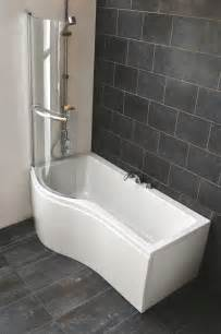 Bath With Shower compare shower baths p and l shaped shower baths amp screens cheapest
