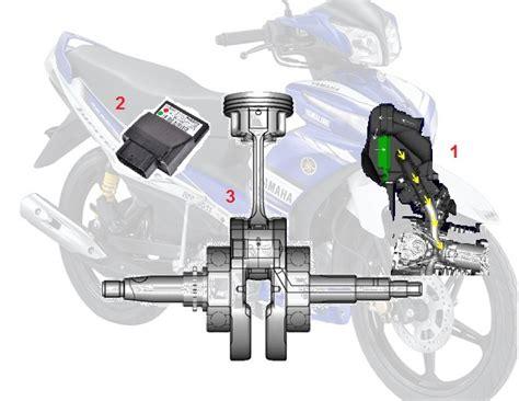 Crankshaft Kruk As Honda Cbr 150 New Fi peningkatan power jupiter z1 bukan dari sistem injeksi