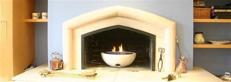 gas fire bowl fireplace fire bowl designs stone or metal cvo co uk