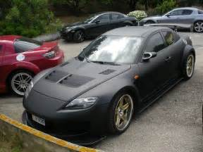 mazda rx 8 wide kit car pictures