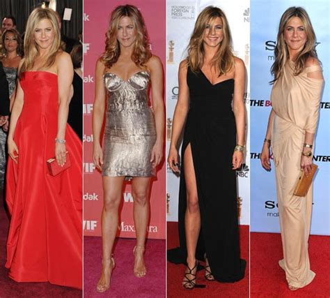 Weight Loss Advice And More From Jen by Aniston S Best Carpet Looks