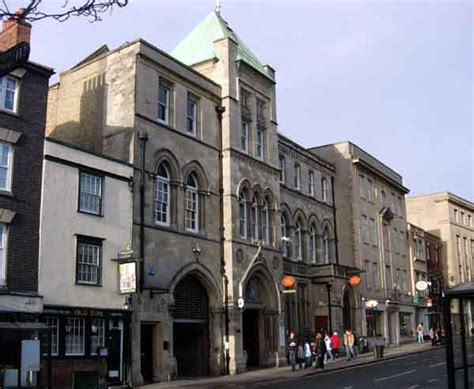 st aldate s post office oxford