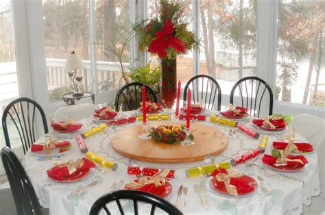 mesa decoracion como decorar la mesa de navidad fotos ilustrativas