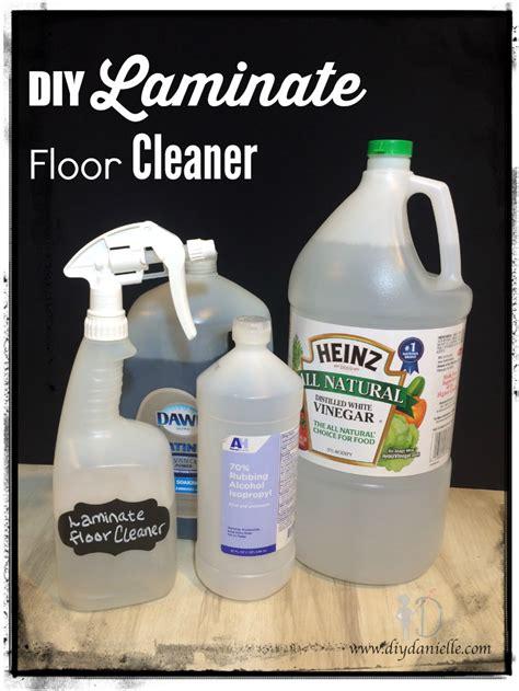 diy laminate floor spraycleaner diy danielle