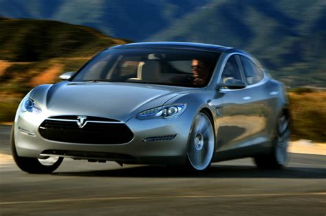Tesla Model S 2015 Photos Tesla Model S 2015 From Article Green Center