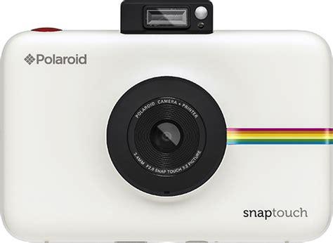 polaroid best buy polaroid snap touch 13 0 megapixel digital white