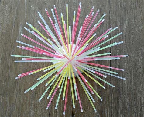 diy decorations sticks diy glow stick centerpiece idea darice