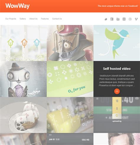 wowway home feast your on these designer templates