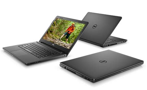 Notebook Dell 3462 Blue N3350 2gb 500gb 14 Dos dell inspiron 14 3462 n3462a 苣en dual n3350 2x1 1ghz ram 2gb 500gb windows 10 sl 64bit