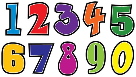 numbers clipart free numbers clip and high resolution vectors