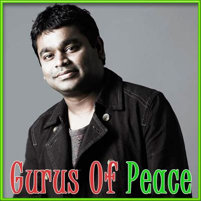 ar rahman gurus of peace mp3 download a r rehman nusrat fateh ali download bollywood karaoke