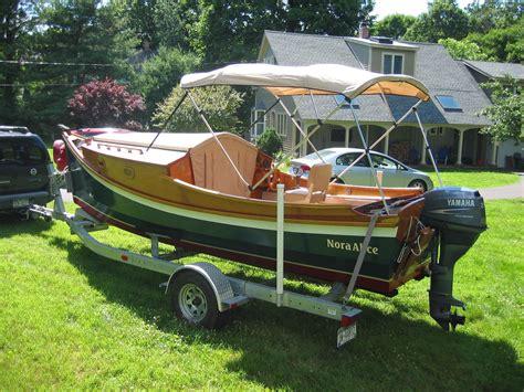 wooden skiff boat for sale for sale skiff america 20 custom built wooden boat