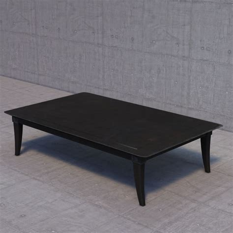 Restoration Hardware Coffee Table 3d Model Restoration Hardware Klismos Coffee Table