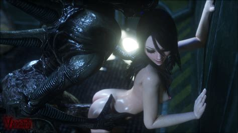 Aliens sexual experiment