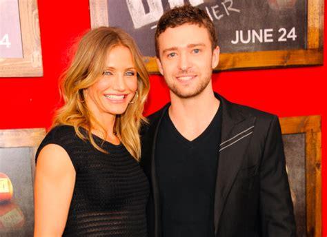 Johansson Replaces Cameron Diaz As Justin Timberlakes Conquest by Justin Timberlake Un Retour Sur Parcours Amoureux
