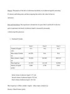 Writing Unknown Lab Report Microbiology by Exle Of A Microbiology Unknown Lab Report By Autry
