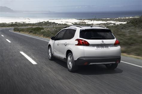 peugeot crossover peugeot details new 2008 crossover autoevolution