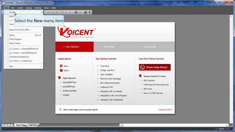 Voip Auto Dialer Software by Voicent Broadcast By Phone Auto Dialer Standard Edition
