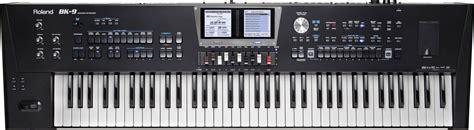 imagenes de teclados musicales korg bk 9 roland bk 9 audiofanzine