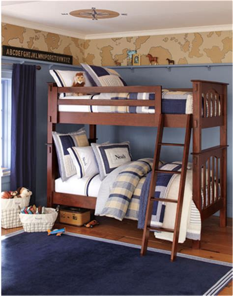 Futon For Boys Room Bunk It Out For Boys Bedrooms Room Design Inspirations