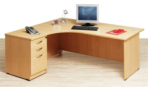 L Shaped Desk Uk 1800mm L Shaped Desk With A Desk High Pedestal Claremont Office Interiors Office Furniture
