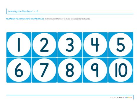printable number cards 1 9 touchmath printable number cards calendar template 2016