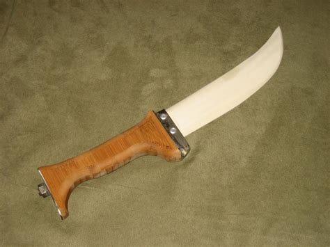 blade bone practical abstractions bone blade knives