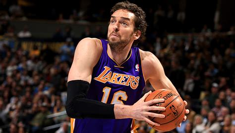 Gasol Mba by Pau Gasol Injury Update The Official Site Of The Los