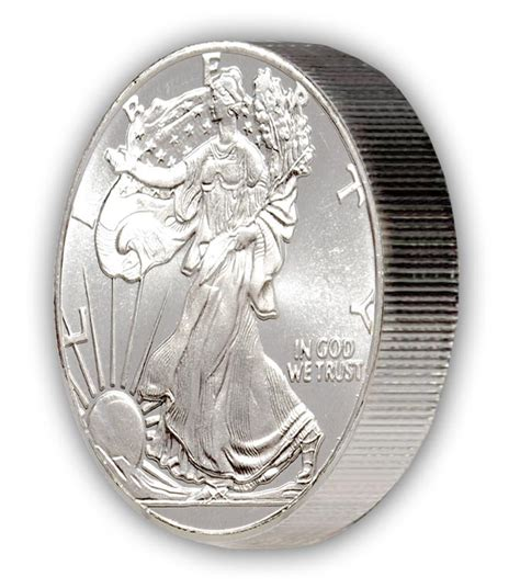 Silver Rounds - 2 ounce silver rounds