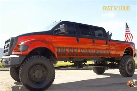 mega truck diesel brothers video diesel brothers episode four recap