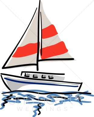 sailboat monogram clipart white sailboat clipart nautical wedding clipart