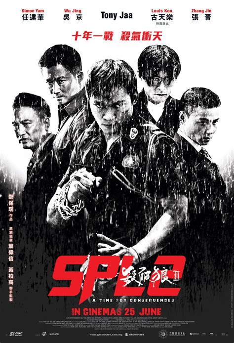 film bagus cina spl ii a time for consequences 2015