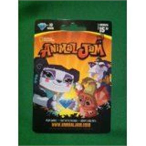 Animaljam Gift Cards - animal jam on pinterest animal jam plush and wolves