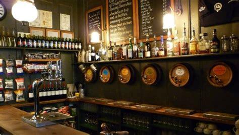 Home Theatre Interiors Jerusalem Tavern Pub Farringdon Clerkenwell Food History