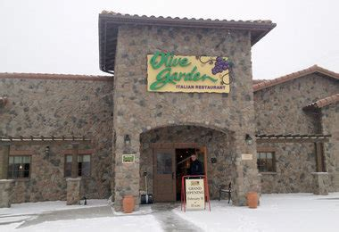 midland olive garden italian restaurant ready for grand