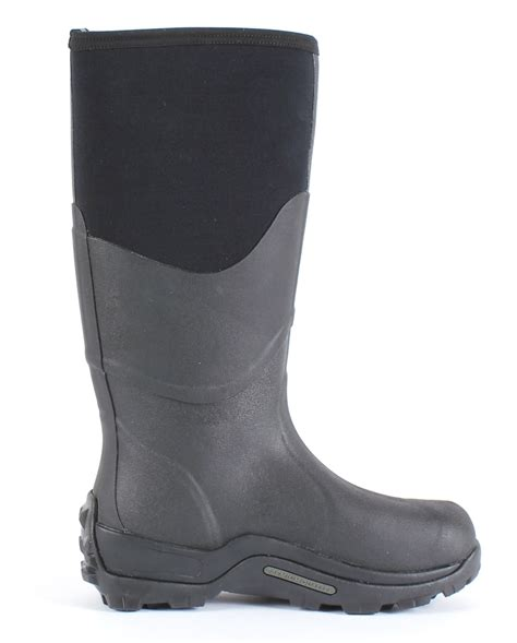 muck 174 s waterproof work boots commercial grade work