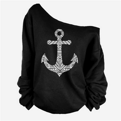 boat neck long sleeve t shirt fashion boat neck long sleeves cotton black blends t shirt