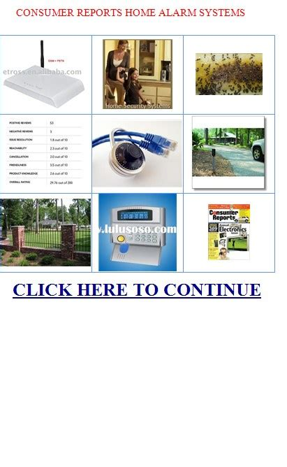 home alarm systems consumer reports security guards