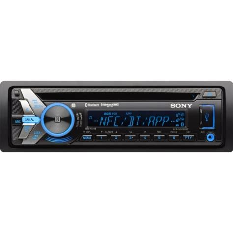 Sony Mex 1gp Cd Player With Built In Mp3 Memory At Crutchfield Sony Mex N5000bt 220w Car Stereo Wma Mp3 Cd Player Usb Aux In Bluetooth Nfc Ebay