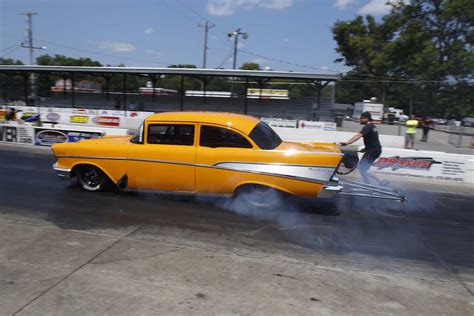 Auto Lutz by Exclusive Jeff Lutzs New 1957 Chevy Race Car Rod