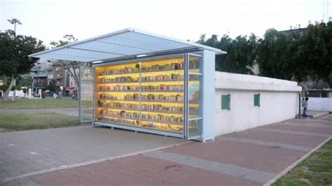 Garden Library by The Greenest Libraries No Walls Green Prophet