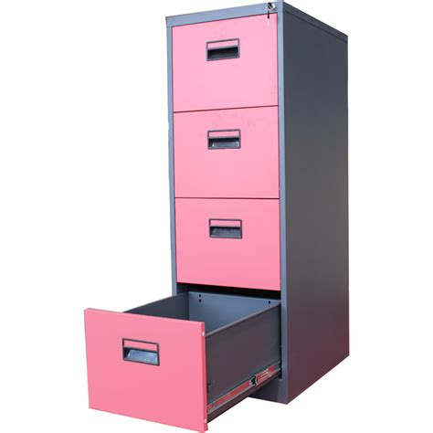 File Cabinets. astonishing pink metal file cabinet: pink