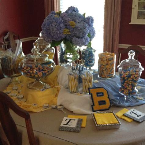 graduation candy buffet graduation pinterest